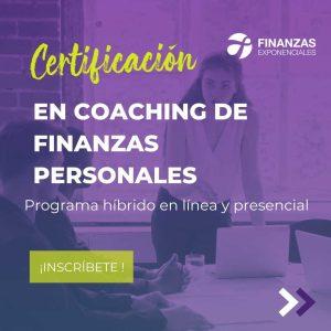 Certificación en Coaching de Finanzas Personales